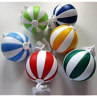 6-x-Tischtuchbeschwerer-Tischtuchgewichte-Tischtuchklammer-Kugel-Tischdeckenbeschwerer-Tischtuchbommel