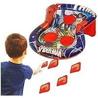 Unbekannt-Wurfspiel-Spider-Man-fr-Draussen-Drinnen-aufblasbar-Bean-Bag-Kugeln-Ballspiel-Blle-fr-Kinder-Jungen-Spiderman-Partyspiel-Kinderge