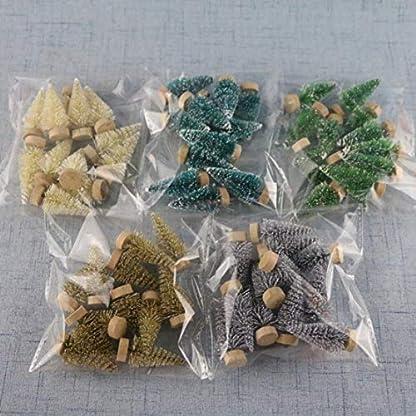 CHANNIKO-DE-12-STCKE-DIY-Weihnachtsbaum-Kleine-Kiefer-Mini-Bume-In-Den-Desktop-Dekor-Weihnachtsdekoration-Kinder-GiftsBlau-grn