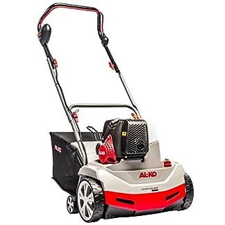 AL-KO-Benzin-Vertikutierer-Combi-Care-38-P-Comfort-38-cm-Arbeitsbreite-13-kW-Motorleistung-fr-Flchen-bis-1200-m-Arbeitstiefe-5-fach-zentral-verstellbar-inkl-Fangsack-und-Lfterwalze