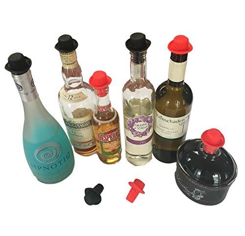 3-Stck-SILKON-Flaschenstopfen-Verschluss-Stopfen-besser-als-viele-Korken–Bruchfest–passend-fr-fast-jede-Flasche-ob-Wein-Sekt-Champagner-Alkohol-oder-Getrnke-Gummi-Flexibler-Flaschenverschluss-Weinst
