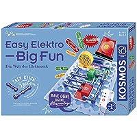 KOSMOS-Easy-Elektro-Big-Fun-Entdecke-die-Welt-der-Elektronik-Radio-bauen-mit-Lautsprecher-und-Mikrofon-Tne-erzeugen-Schaltungen-per-Lichtsensor-steuern-Experimentierkasten-fr-Kinder-ab-8-12