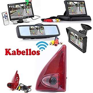 Rckfahrkamera-Kompatibel-mit-Renault-Master-Nissan-NV400-Opel-Movano-Bremslicht-Monitor-Bis-zu-5-Jahre-Garantie-Hinten-Heck-Kabelloser-Funk-Rear-View-Transporter-Camera-Kamera