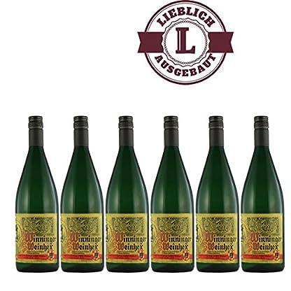 Weiwein-Weingut-Knebel-Lehnigk-Riesling-Winninger-Weinhex-lieblich-2016-6-x-10-l-VERSANDKOSTENFREI