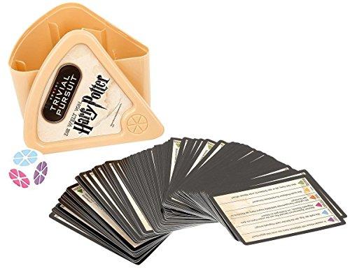Harry-Potter-Original-Trivial-Pursuit-Kartenspiel-Gesellschaftsspiel-Brettspiel-Deutsch