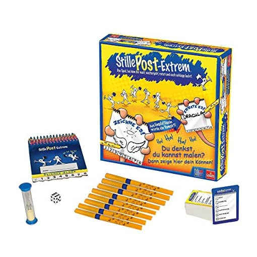 Goliath-76202-Stille-Post-Extrem-Gesellschaftsspiel-Lachspa-fr-jung-und-alt-Male-und-errate-1200-Begriffe-Kinderspiel-ab-8-Jahren-Actionspiel-fr-Spieleabende-Kindergeburtstage-Partys-mit-Freunden