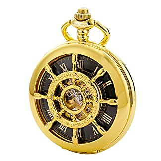 TREEWETO-taschenuhr-mit-kette-herren-gold-rmische-ziffern-retro-uhr-taschenuhren-mechanisch-pocket-watch