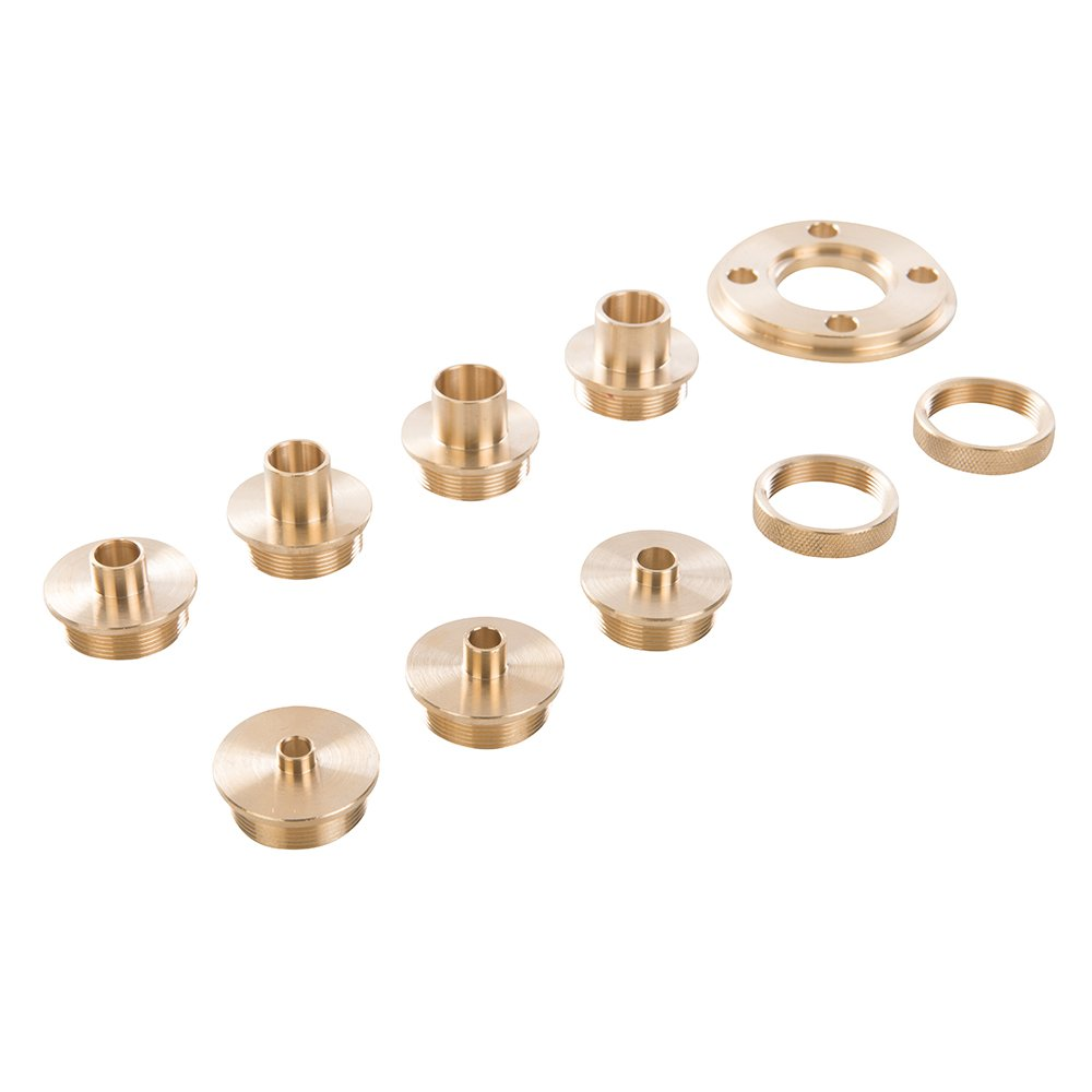 Silverline-245122-Kopierhlsen-10-tlg-Satz-79202-mm-51634-Zoll