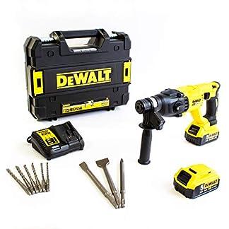DeWALT-DCH133P2X-DE-Akku-Kombihammer-26mm-18-V-50-Ah
