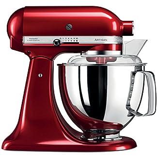 KitchenAid-Kchenmaschine-Artisan-48L-Liebesapfel-Rot