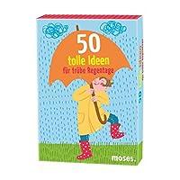 Moses-21046-50-tolle-Ideen-fr-trbe-Regentage-Spiel