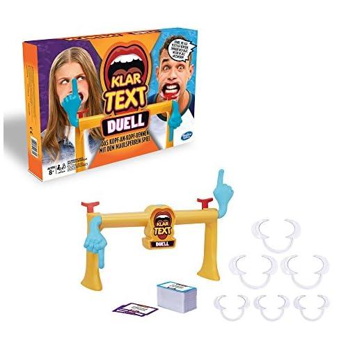 Hasbro-Spiele-E1917100-Klartext-Duell-Erwachsenenspiel