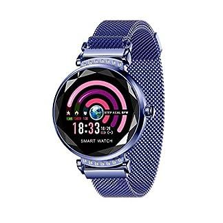 Chenang-Wasserdicht-IP67-Smartwatch-Edelstahl-Fitnessarmband-Intelligente-Uhr-mit-Herzfrequenzmessung-Fitness-Armband-zur-Herzfrequenz-und-Fitnessaufzeichnung