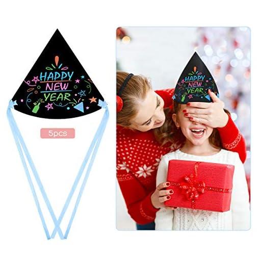 Amosfun-Jahr-Party-Decor-Kits-Groe-Geschenkpackungen-10-stcke-Hrner-5-stcke-Stirnband-5-stcke-Hte-5-stcke-Halsketten