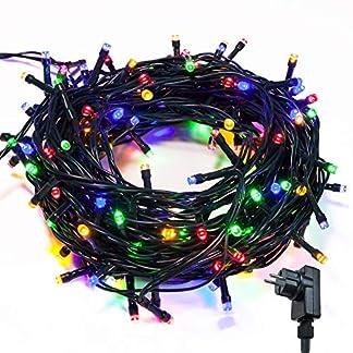 Lichterkette-WISD-Innen-und-Auen-LED-Beleuchtung-mit-EU-Stecker-von-31V-Transformator-auf-Dunkelgrn-Kabel-fr-Weihnachten-Garten-Festival-Party-Hochzeit-Dekoration-Weihnachtsbaum-Deko