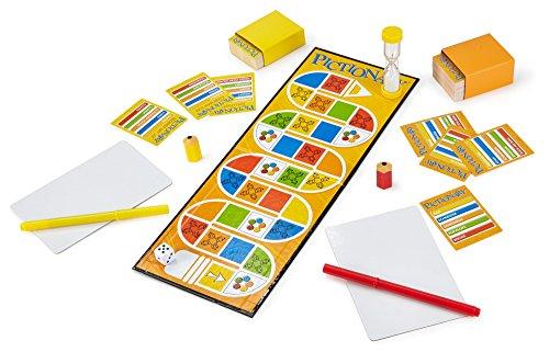 Mattel-Spiele-DRY37-Geschicklichkeitsspiele-Pictionary