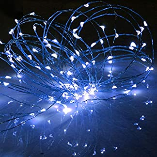 JuneJour-Solar-Lichterkette-Auen-100200LED-1224M-Wasserdicht-IP65-Stimmungslichter-Auen-und-Innen-Dekoration-fr-Weihnachten-Garten-Terrasse-Feiern