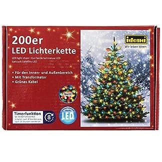 Idena-LED-Lichterkette-200er-ca-2790-m-fr-innenauen-warm-wei