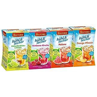 Milford-Sommer-Tee-Sortiment-Khl-und-Lecker-Himbeere-Kirsche-Holunderblte-Limette-Melone-Orange-Pfirsich