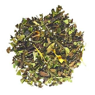 Weier-Tee-Orangenblte-von-La-Pagode-Tees-Prestige-Ausgabe-Schachtel-mit-100-Gramm-Entspannender-Tee-mit-blumigen-Noten