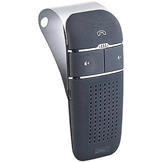 Callstel-Kfz-Freisprechanlage-Kfz-Freisprecher-Bluetooth-Siri-Google-kompatibel-Sprachbefehl-Kfz-Freisprechsystem