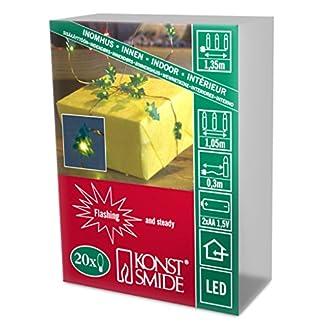 Konstsmide-1268-900-LED-Dekolichterkette-Bume-fr-Innen-IP20-Batteriebetrieben-2xAA-15V-exkl-mit-Blinklicht-20-grne-Dioden-flexibler-Kupferdraht