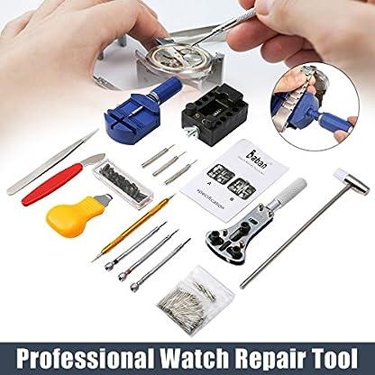 Baban-Uhrenwerkzeug-Set-147tlg-Uhrmacherwerkzeug-Uhr-Werkzeug-Tasche-Reparatur-Watch-Tools-in-schwarze-Nylontasche