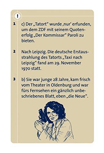 Moses-MOS00806-Kartenspiel-Tatort-Quiz-150-Fragen-und-Antworten