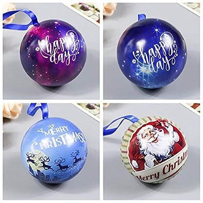 presentimer-10pcs-Weihnachten-Dekorative-Kugeln-Gemalt-Aufbewahrungsbox-Weihnachten-Anhnger-Weihnachtsbaum-Hngen-Ornamente-Pralinenschachtel-Fr-Wohnzimmer-Hotel-Mall-Bar-Gelegentliche-Appropriate
