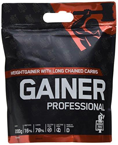 IronMaxx Gainer Professional, Schokolade, 1er Pack (1 x 2 kg)