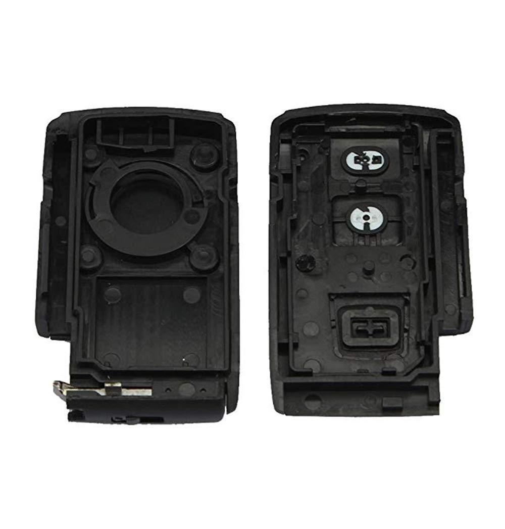 SANCUANYI-Fernschlsselkasten-Schale-2-Knopf-fr-Toyota-Prius-Corolla-Verso-TOY43-Klinge