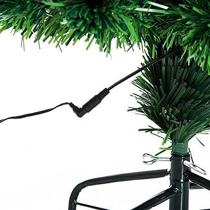Homcom-Weihnachtsbaum-knstlicher-Christbaum-Tannenbaum-Baum-mit-Stnder-Metall