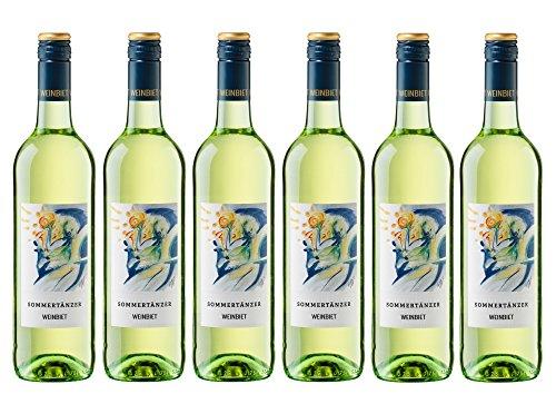 Winzergenossenschaft-Weinbiet-eG-Sommertnzer-Feinherb-Weiwein-6-x-075-l