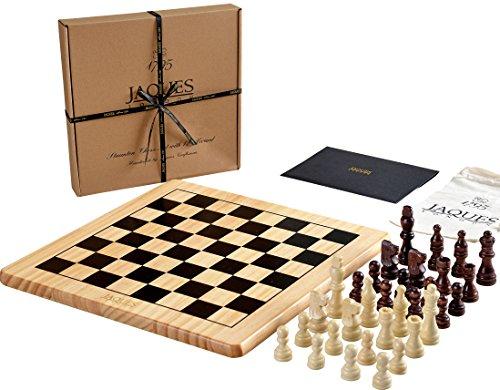 Jaques-of-London-Schachspiel-komplett-mit-Figuren-Qualitt-Schachbrett-und-Jaques-Staunton-Schachfiguren-Jaques-Schach-Qualitt-seit-1795