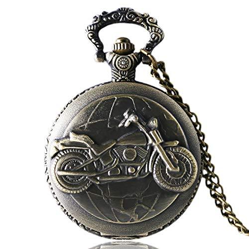 Herren-Taschenuhr-Hot-Anhnger-Vintage-Retro-Taschenuhr-besonderes-Geschenk-fr-Herren
