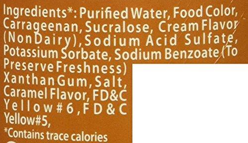 Walden Farms Caramel Coffee Creamer 355ml