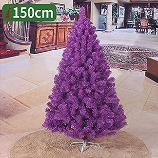 YGCLTREE-Weihnachtsbaum-knstlich-mit-Christbaum-Stnder-4-Gren-whlbar-Regenschirm-Klapp-System-und-Christbaumstnder-aus-Metall150cm