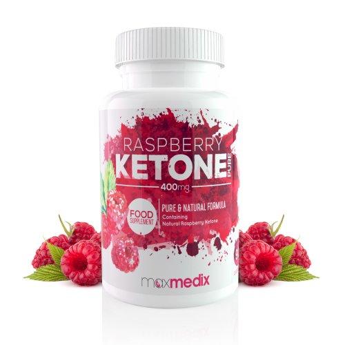 Raspberry Ketone Pure Kapseln 1200mg – Natürlicher Himbeer Ketone Extrakt Zum Abnehmen – Fatburner Abnehmpillen Für Männer Und Frauen