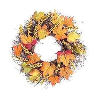 Amosfun-Tr-Kranz-Weihnachten-Thanksgiving-Decor-Herbst-Garland-Veranda-Eingang-Treppenhaus-Dekoration