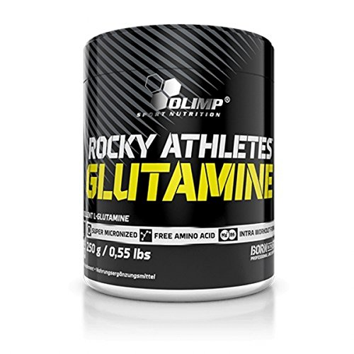 Olimp Rocky Athletes – Glutamin, 1er Pack (1 x 250 ml)