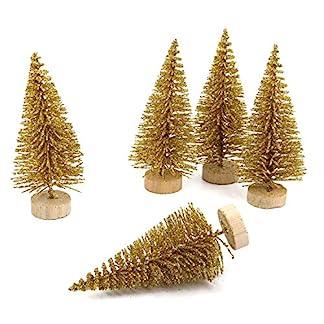 YWCTing-10Stck-Weihnachtsbaum-Knstlich-Klein-Weihnachtsdeko-45cm-65cm-125cm