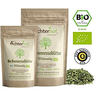 Brennesseltee-BIO-250g-lose-Brennesselbltter-Tee-Brennnessel-organic-nettle-leaves