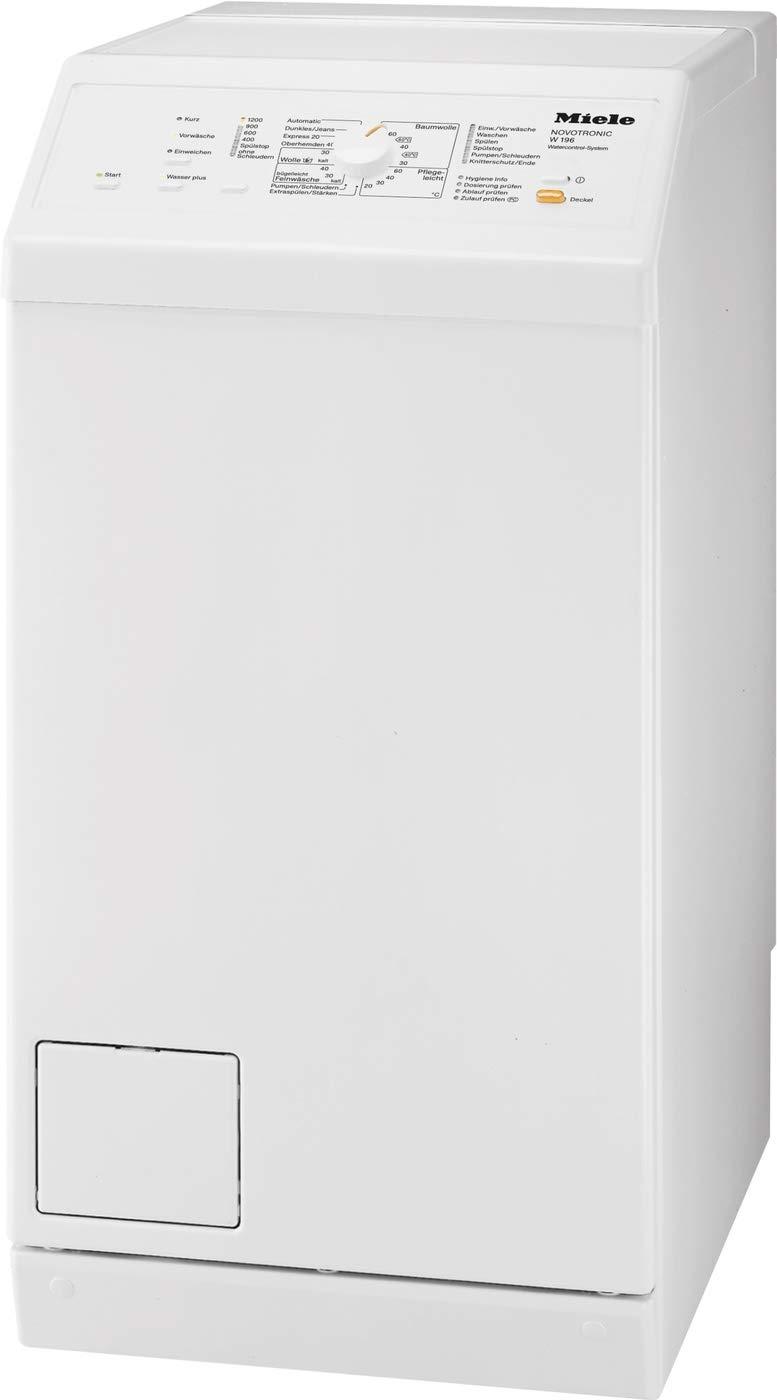 Miele-W-196-WCS-Waschmaschine-Toplader-Energieklasse-A-1200-UpM-6-kg-Watercontrol-System