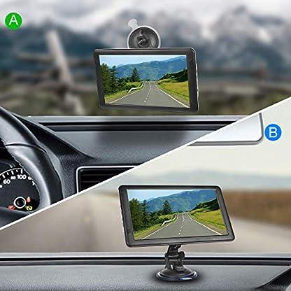 GPS-Navigation-fr-Auto-Aonerex-9-Zoll-Touchscreen-Navigationsgert-fr-LKW-PKW-KFZ-8GB-256MB-Navi-mit-POI-Blitzerwarnung-Sprachfhrung-Fahrspur-Lebenslang-Kostenloses-Kartenupdate-EU-52-Karten