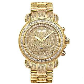 Joe-Rodeo-Diamant-Herren-Uhr-JUNIOR-gold-1725-ctw