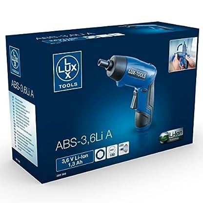 LUX-TOOLS-ABS-36Li-A-Akku-Bohrschrauber-inkl-USB-Ladekabel-Kleiner-verstellbarer-36V-Akkuschrauber-mit-13Ah-Li-Ion-Technologie-35Nm-Drehmoment