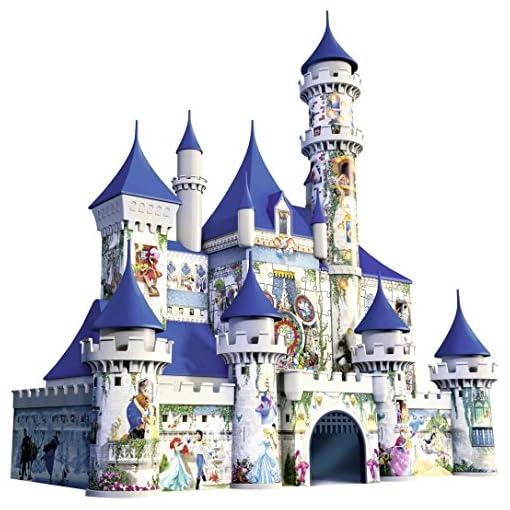Ravensburger-12587-3D-Puzzle-Disney-Schloss
