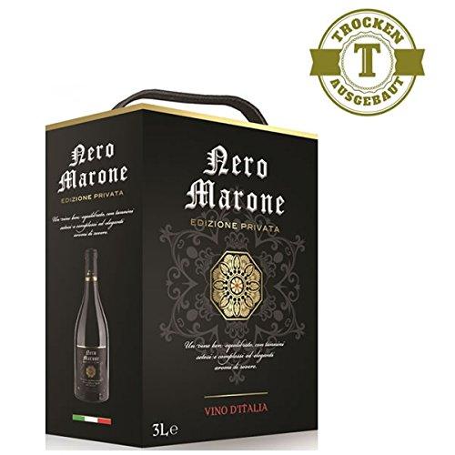 Rotwein-Italien-Bag-in-Box-Nero-Marone-1x30l-VERSANDKOSTENFREI