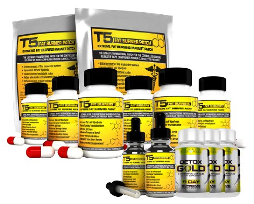 T5 Fat Burners Transformation Mega Pack