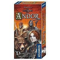 KOSMOS-692841-Die-Legenden-von-Andor-Dunkle-Helden-Strategiespiel